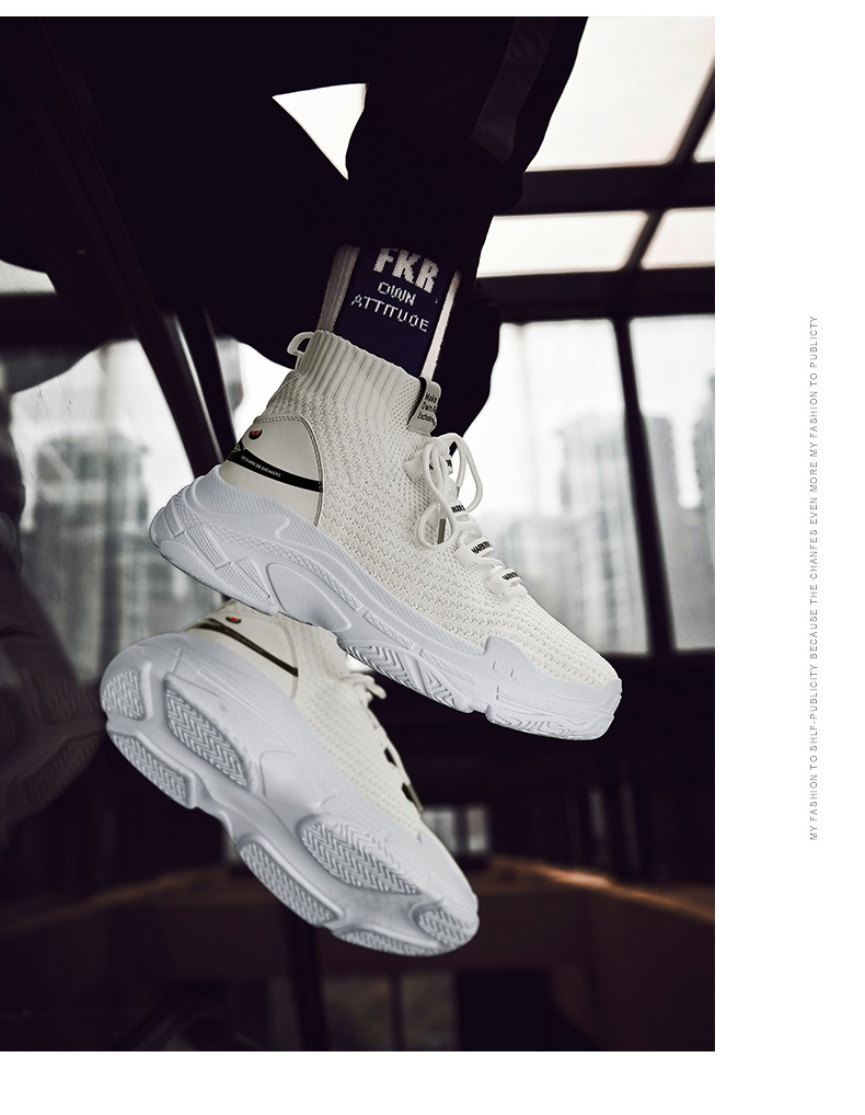 HTB12XOIXF67gK0jSZPfq6yhhFXau Sneakers Men Shoes For Male Sharks Trainers Lovers High Top Footwear Sapatos Masculino Summer Breathable Chaussures Pour Hommes