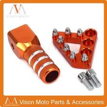 Фотография Brake Pedal Steep Gear Shifter Lever Tip For KTM SX EXC XCF XC SMC ENDURO DUKE SUPERENDUROR ADVENTURE 150 250 450 690 950 990