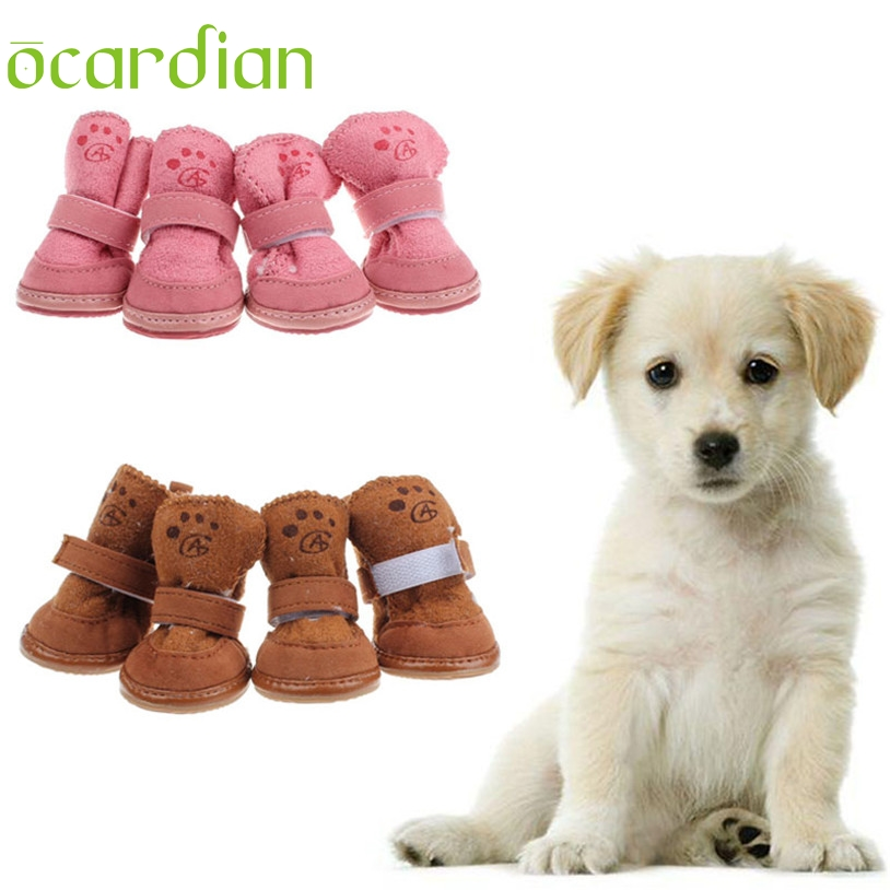 Ocardian Cute Fancy Dress up Pet dog shoes Chihuahua Boots Puppy Shoes For Small Dog DROP SHIP