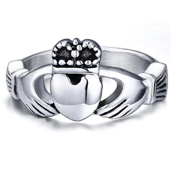 Claddagh Rings Fashion Vintage Christmas Gift