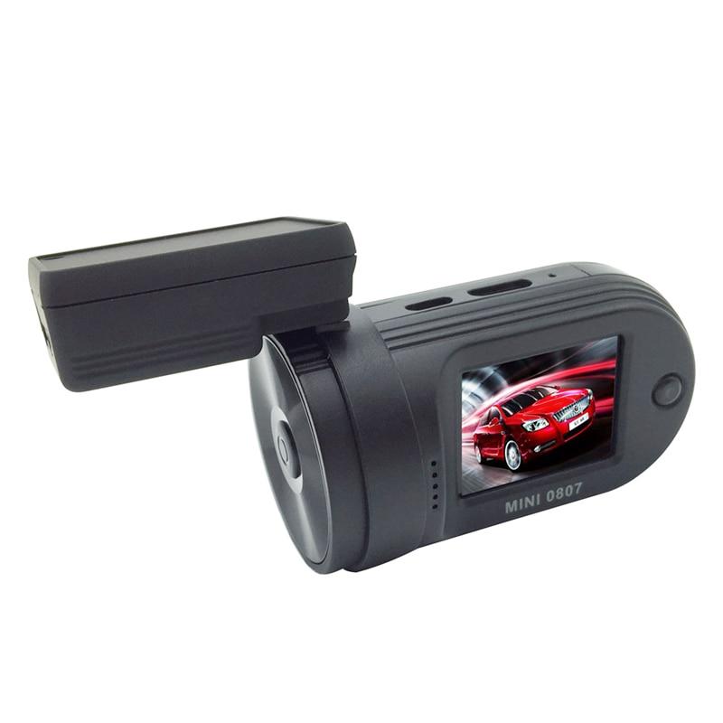 Мни 0807 двойной записи камеры автомобиля DVR A7LA50 видеорегистратор 1,5-дюймовый с 1296p HD тире камерой с G-датчиком GPS OBD корабли II