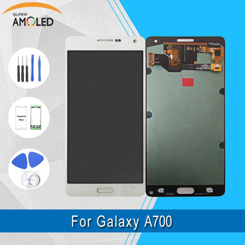 Super Amoled for Samsung a700 LCD Screen Display Touch Digitizer Assembly Original 5.5inchSuper Amoled for Samsung a700 LCD Screen Display Touch Digitizer Assembly Original 5.5inch