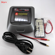 SKYRC rc lipo battery charger quadcopter car T6755 AC DC input professional balance discharger parts