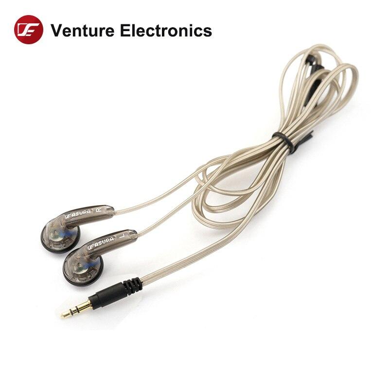 Venture Electronic VE ASURA high impedance ohms earbud earphone