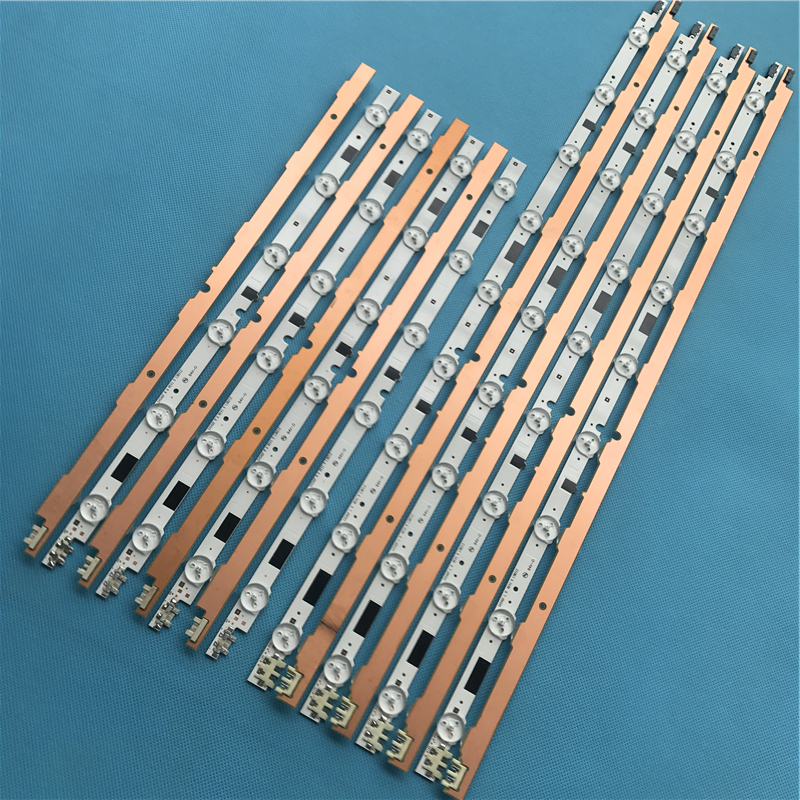 80PCS LED Backlight Strip 15 Lamp For Samsung 46