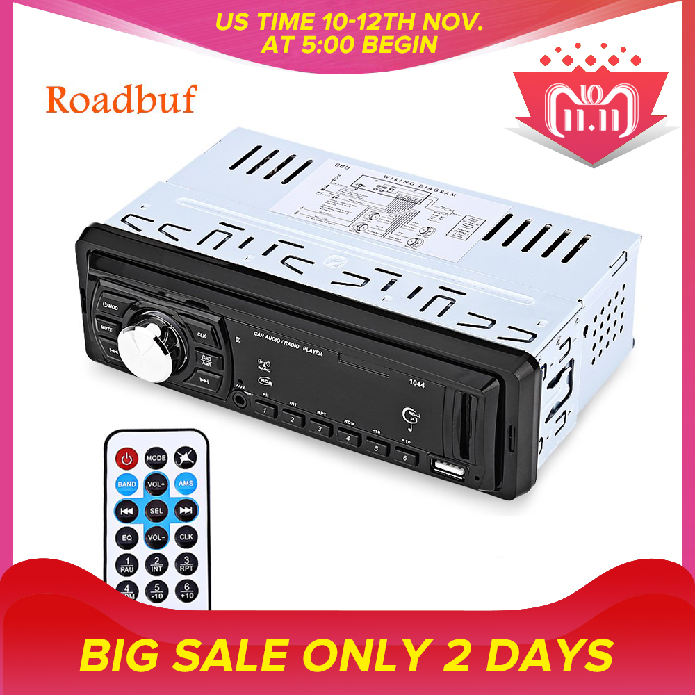1 Din Car Radio Player Car MP3 Player Audio Stereo Audio Auto Radio FM Raido Remote Control 4 x 50W Support SD USB AUX Autoradio 2017 newest car radio bluetooth mp3 fm sd 1 din remote control usb port 12v 1 din auto radio blueooth car audio mp3 player