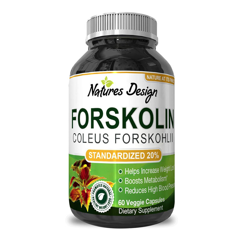 Forskolin Extract - Fat Burning & Metabolism Boosting Weight Loss Supplement - Natural Pills for Women & Men 60 pcs 3 bottle 300pcs pure green coffee beans extract fat burning weight loss