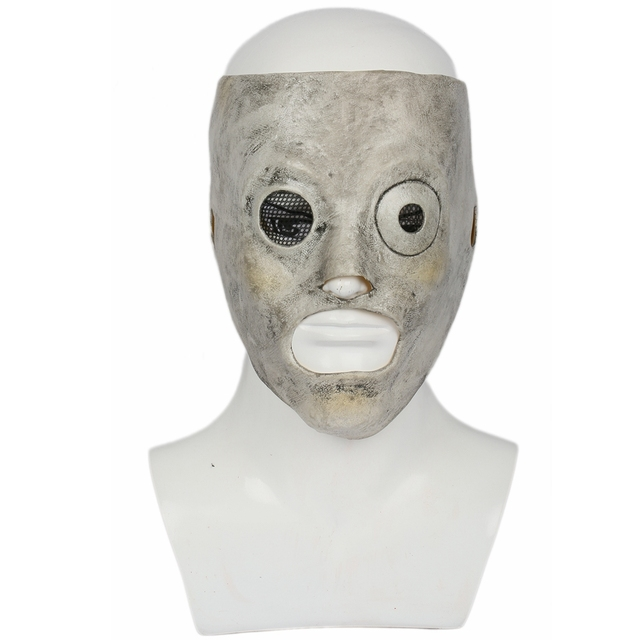 Coslive Corey Taylor Mask TV Slipknot Halloween Cosplay Csotume Props Adult Accessories for Carnival Show