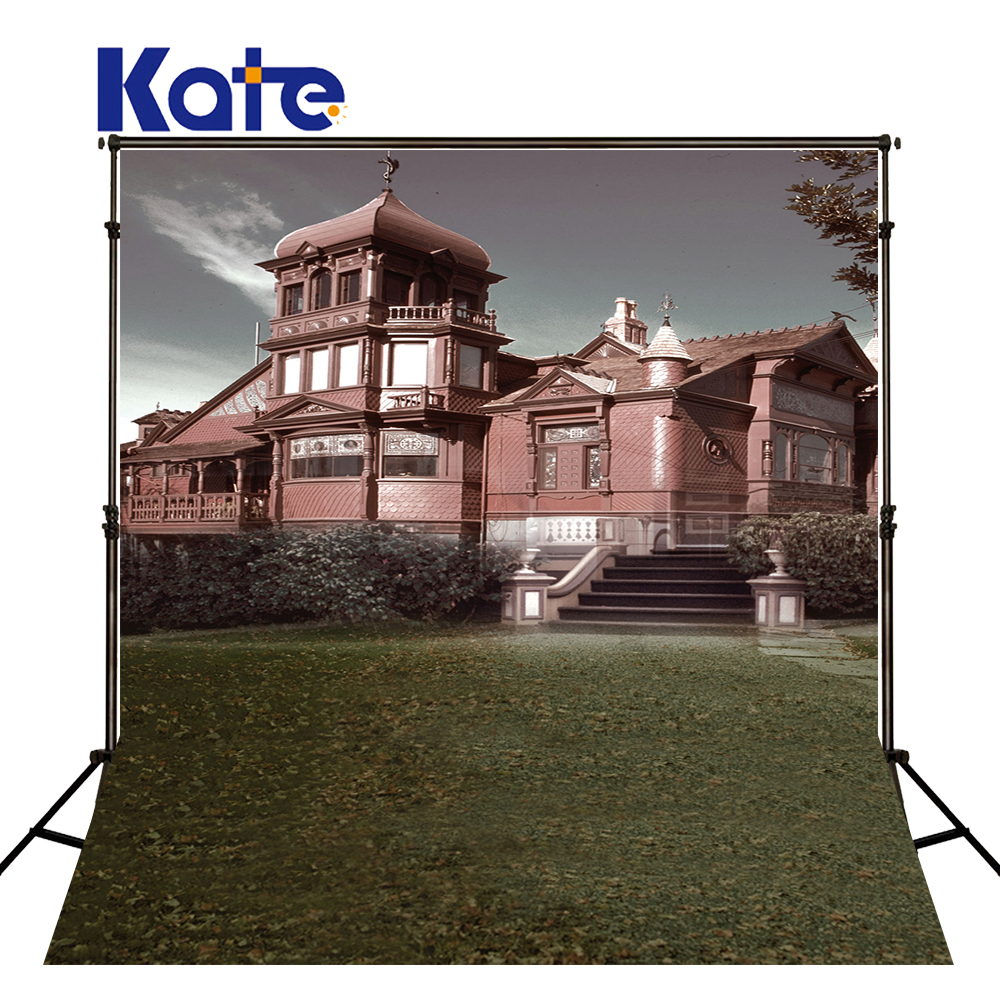300Cm*200Cm(About 10Ft*6.5Ft)T Background Gloomy Sky House Photography Backdropsthick Cloth Photography Backdrop 3097 Lk статуэтка gloomy