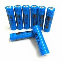 1-20 шт 100% Новый оригинальный NCR18650B 3,7 v 12000 mah 18650 литий-Перезаряжаемые Батарея для GTL EvreFire аккумулятор