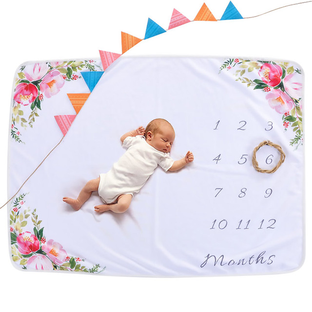 baby birth memorial blanket creative baby blankets for newborn