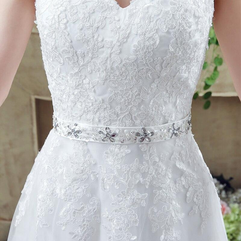 Chapelle Diamants Z Élégant Gamme Robe Parti Princesse Train Robes Mariages Proms White 2018 Longue Nouveau De Haut Blanc Femmes Dentelle Épouses 24 xqtCPR5wt