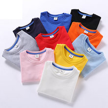 Kids Baby Girl Sweatshirts Color Clothes 1-9 Years