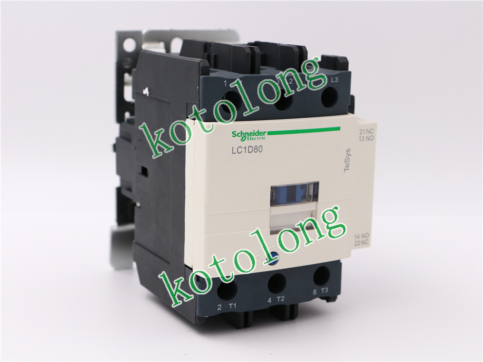 AC Contactor LC1D80 LC1-D80 LC1D80W7 277V LC1D80V7 400V ac contactor sc n5px