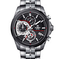 Люксовый бренд часы мужчин 2016 элегантная мода hot таймер спорт мужская кварцевые наручные часы водонепроницаемые 100 м CASIMA #8303