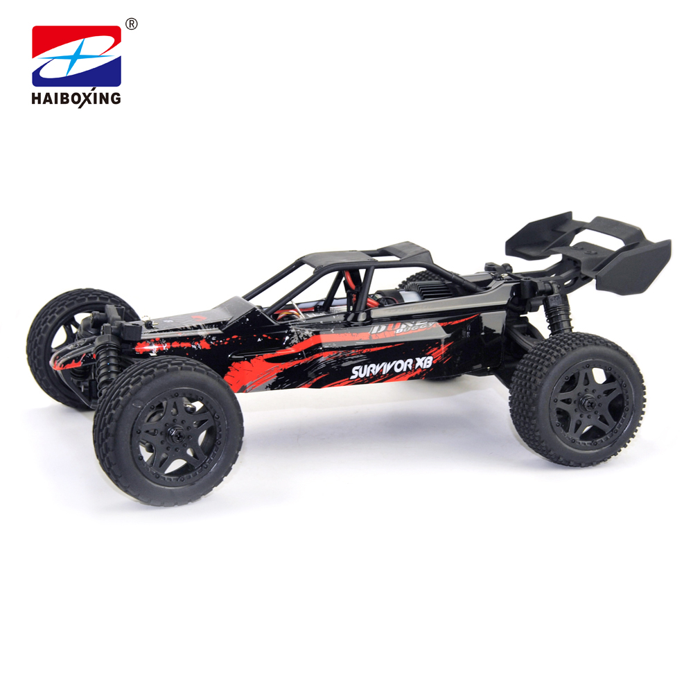 HBX 12811b RC Car 4WD 2.4Ghz 1:12 Scale 31km/h High Speed Remote Control Car Electric Powered Off-road Vehicle Model desert red