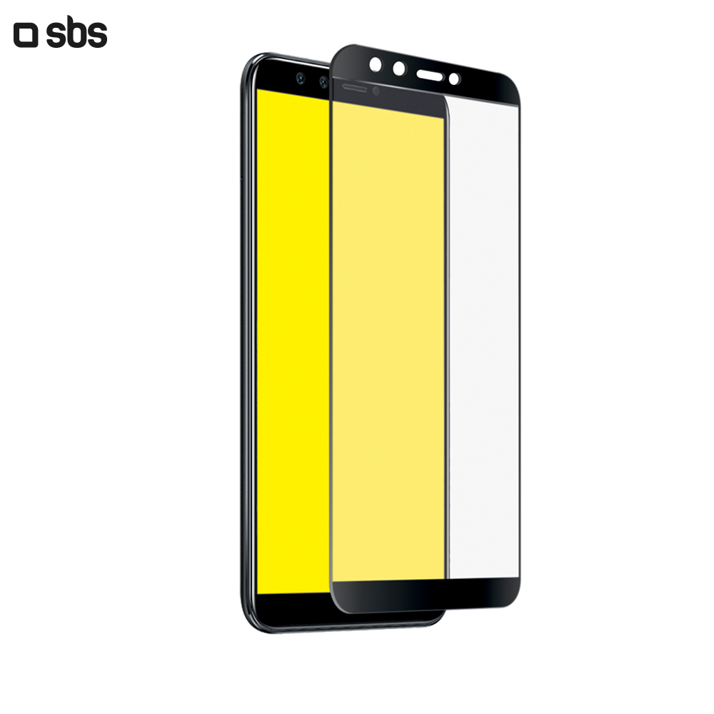 Screen Protectors SBS TESCREENFCHUHO9LK Tempered Glass film Mobile Phone Accessories black new 7 85 inch regulus 2 itwgn785 tablet touch screen panel digitizer glass sensor replacement free shipping