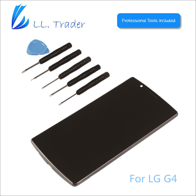 Подробнее о LL TRADER Highscreen 100% Tested Black Replacement Touch Screen For LG G4 H810 H815 Lcd Display Digitizer Assembly Frame+Tools ll trader highscreen 100% tested lcd screen for sony xperia z2 lcd display d6503 touch digitizer assembly full replacement parts
