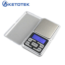 Accuracy Scale-Weight Balance Pocket Overload-Protection Digital Electrinoc 200g/500g