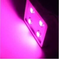 Гидро расти системы LED лампы для выращивания культур 1200 Вт светодио дный светать COB полный спектр комнатных растений гидролампа для овощей и
