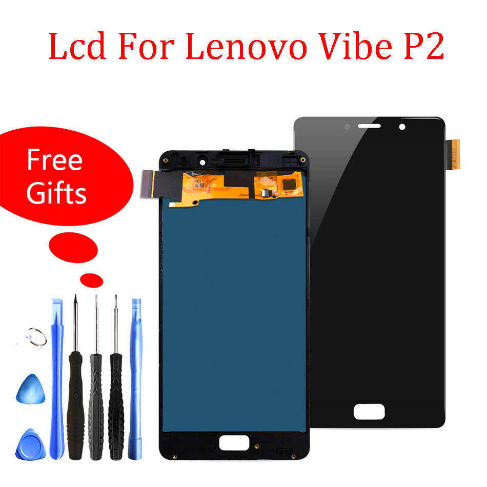 Quality Lcd For Lenovo Vibe P2 LCD Display Touch Screen Digitizer Replacement For Lenovo Vibe P2 Display LCD AssemblyQuality Lcd For Lenovo Vibe P2 LCD Display Touch Screen Digitizer Replacement For Lenovo Vibe P2 Display LCD Assembly
