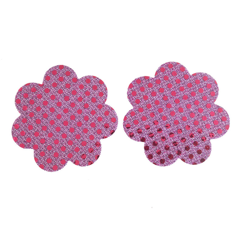 New Sexy experience 10 pairs (20Pcs) / flower Pasties Nipple Covers 5 colors hot sell