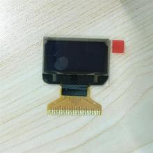 0,96 Zoll Blau 128*64 Oled-display 128X64 weiß blau gelb-blau 30pin LCD SSD1306 Fahrer Passive Matrix für arduino Diy Kit