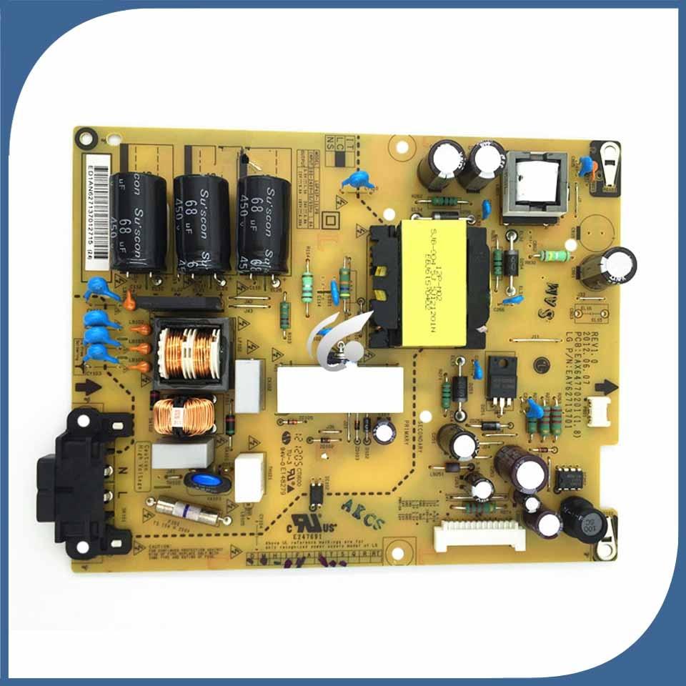 100 new power supply board 42LM3450 42LS3450 EAX64770201 EAY62713701 LGP42P 12LPB good