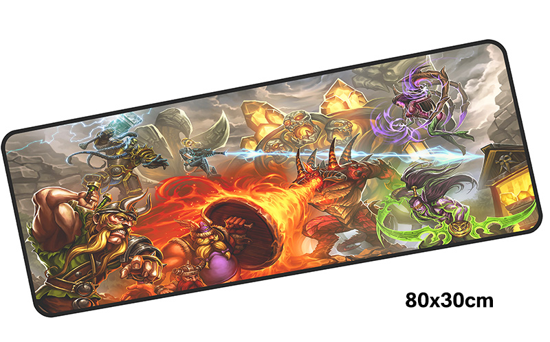 heroes of the storm mousepad gamer 800x300X3MM gaming mouse pad large GEL notebook pc accessories laptop padmouse ergonomic mat