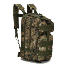 Men Military Backpack Mochilas Camouflage Travel Backpack For Men Bag 35 L Trekking Bag Waterproof Climbing Backpack men zip front camouflage detail backpack