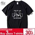 HanHent Funny New Fashion TRUST ME I AM AN ENGINEER T Shirt men Custom Pattern Cotton man Letter Print T-shirt Casual Cool Shirt