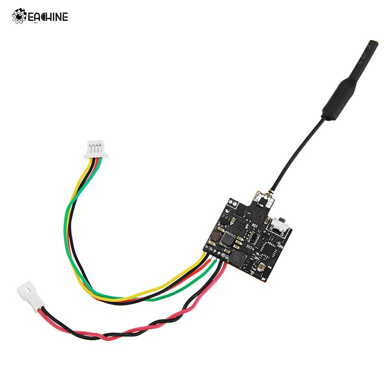 Eachine VTX03S 0/25/50/100/200mw 40CH 5.8G FPV Transmitter With PITmode Smartaudio FunctionEachine VTX03S 0/25/50/100/200mw 40CH 5.8G FPV Transmitter With PITmode Smartaudio Function