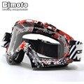 Acessórios da motocicleta do snowboard do esqui dos homens ao ar livre gafas casco moto motocross óculos de proteção óculos à prova de vento cor goggle para capacete