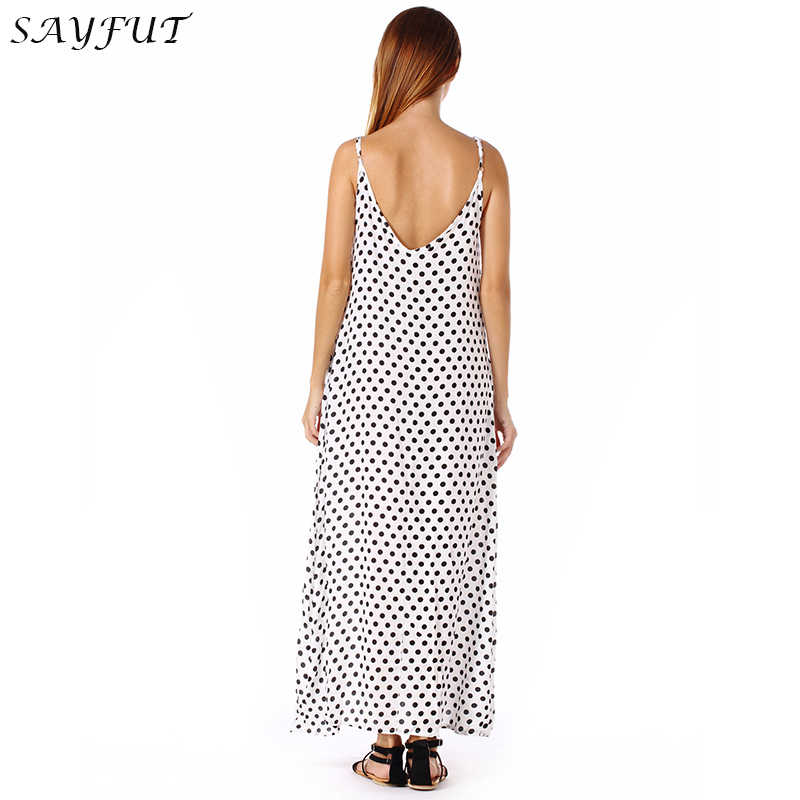 ... New Casual Women Long Dress Loose Summer Holiday Dress Fashion Bohemian  V-neck Big Swing 3eeea45b3