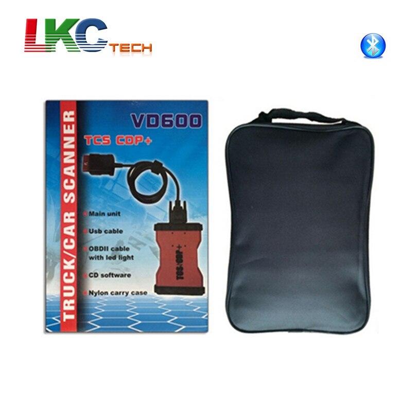 2018 A + Kualitas VD 600 VD 600 TCS CDP TCS CDP PRO Pro vci Baru Bluetooth  multi-langauge VD 600 CDP Pro untuk Mobil   truk 110f5fdccc