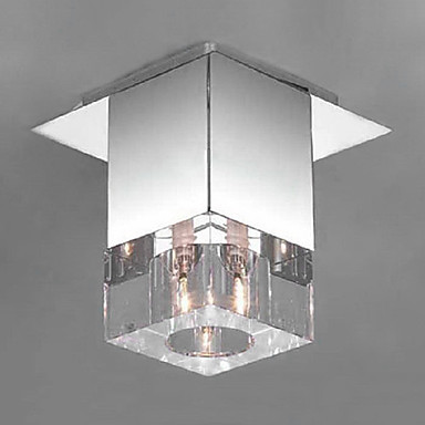 LED Modern Ceiling Lights Lamp With 1 Light For Corridor Hallway Lustre Decorative Home Lighting loft style metal cage ceiling lights hotel corridor creative ceiling lamps restaurant aisle balcony kitchen for home lighting