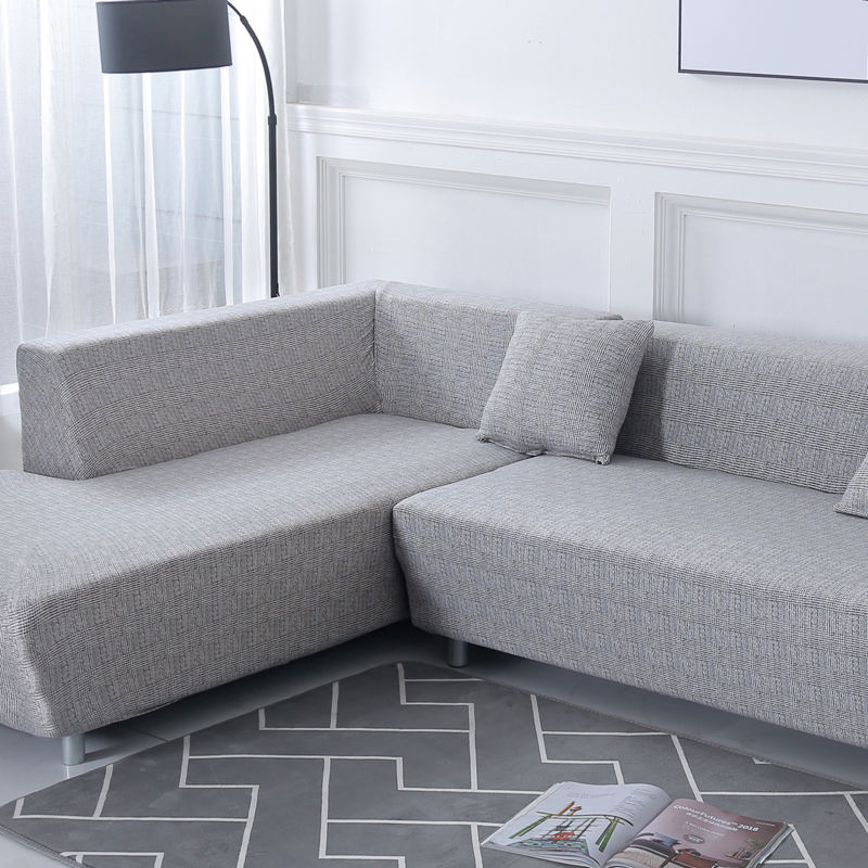 Floral Printing Stretch Elastic Sofa Cover Cotton Sofa Towel Slip-resistant Sofa Covers For Living Room