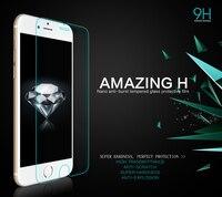 9H Explosion-proof Premium Tempered Glass For iPhone 4 4S 5 SE 5C 5S 6 6S Plus 6Plus 6SPlus 7 Plus Screen Protector Film Case