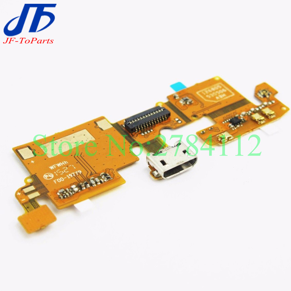 30Pcs Best quality replacement For ZTE Blade V6 Blade X7 Blade D6 Dock Connector USB Charging