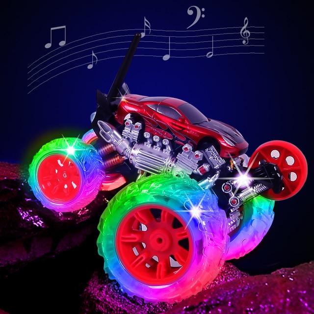 Stunt Remote Control Car Cool Dump Boy Toy Birthday Gift 2 Two 3 Three 4