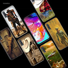 Rodeo Cowboy Lasso Case for Samsung Galaxy A50 A70 A80 A60 A40 A30 A20 A10 M30 M20 M10 A6 A8 Plus A5 A7 A9 2018 Phone Cover Capa(China)