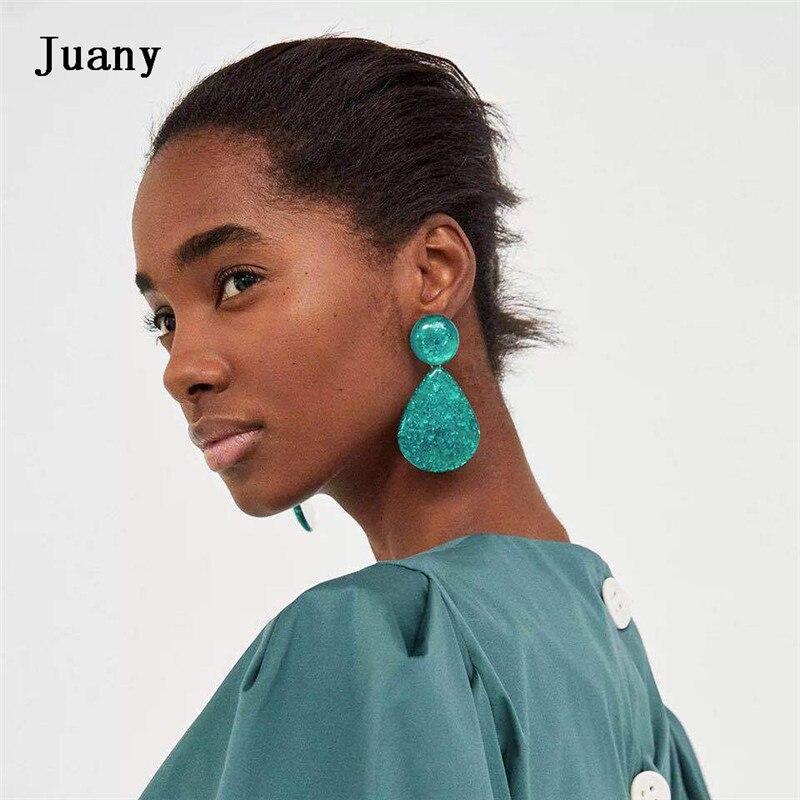 statement Dangle earrings for women fashion jewelry brand earrings ZA jewelry Bijoux