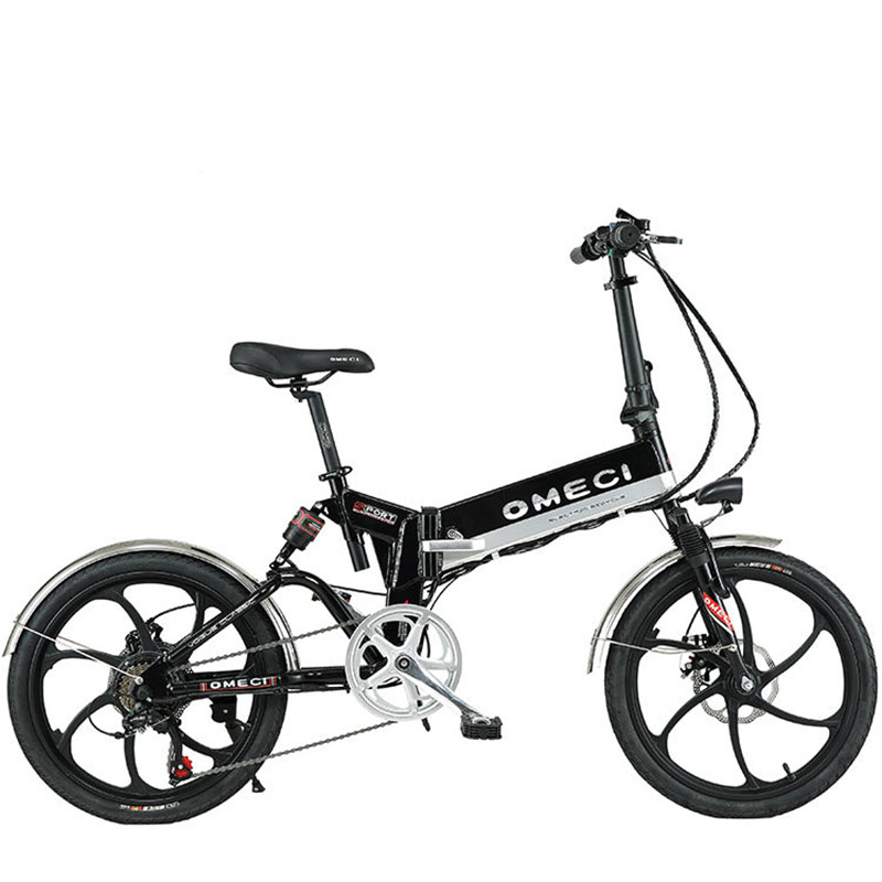 20inch Electric Bike S1 Smart Small Electric Bicycle 36v Lithium