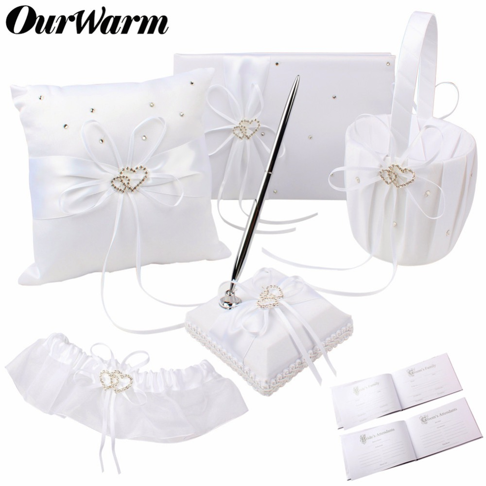 Top 8 Most Popular Heart Wedding Ring Pillow Ideas And Get Free
