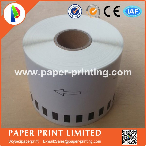 1000 Rolls Brother Compatible DK-22205 Label 62mmX30.48M Continous DK-2205 Label 2-37x 100 QL-570 QL-700 DK22205