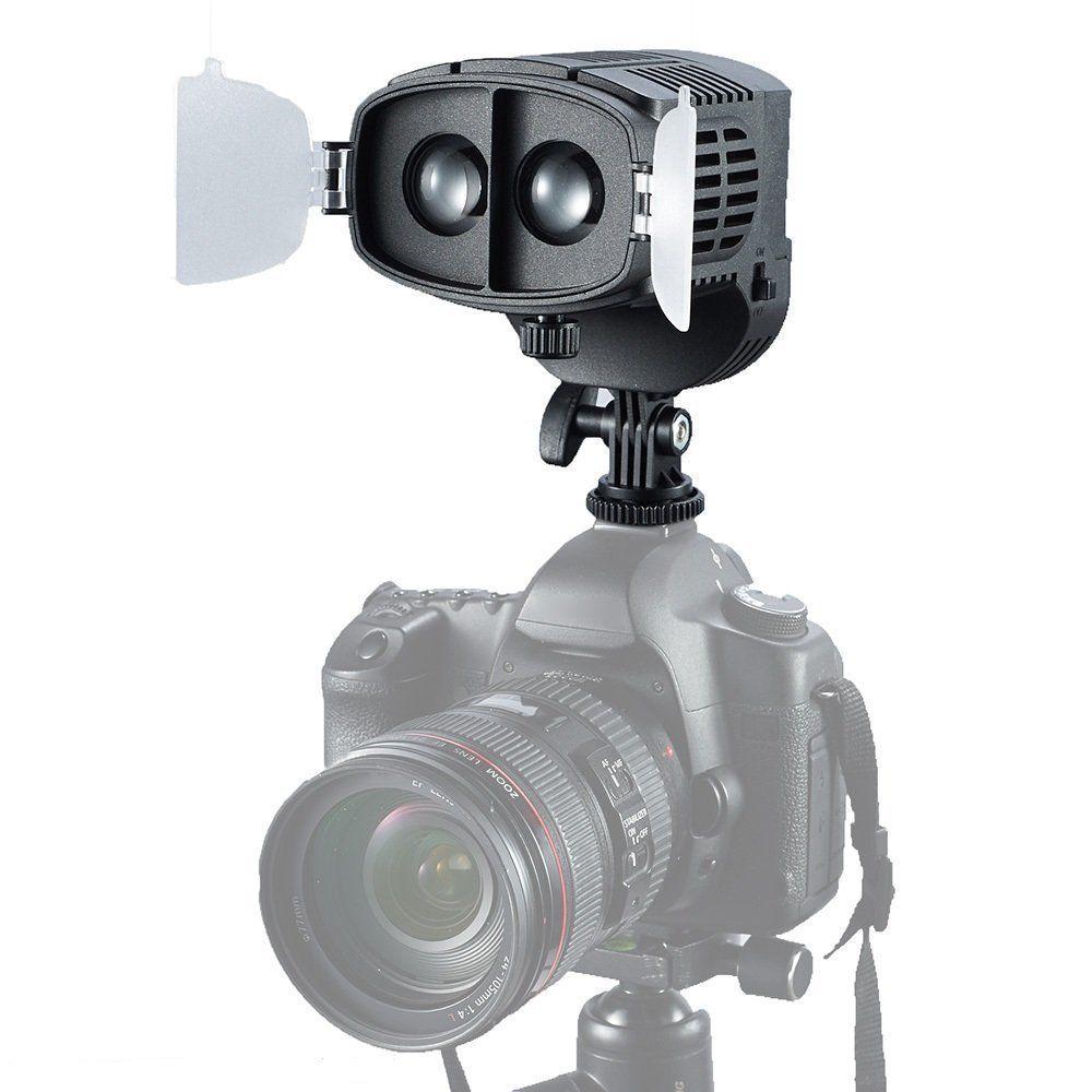 Image 3 - NanGuang CN 20FC LED Photography Light Spotlight Focus LED Video  Light for Canon Nikon DSLR / Sony Mirrorless series /Camcorderlight for  canonled video lightvideo light