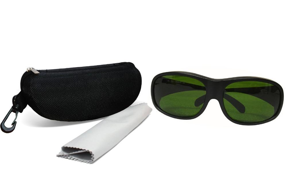 Okulary ochronne IPL 200-1400nm Ochrona laserowa Okulary Laserowe - Bezpieczeństwo i ochrona - Zdjęcie 5