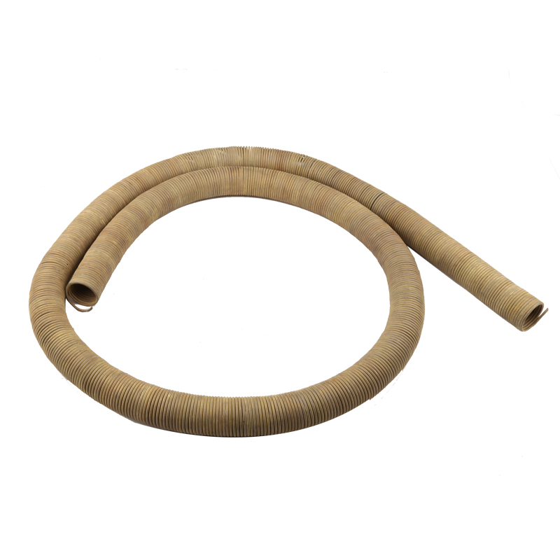 600 900 1200 Degree Celsius High Temperature Resistance Nichromwire 2mm Electric Spring Coil Element 27mm 1