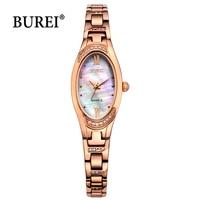 Relogio Feminino Luxury Brand Women Watches 2017 Ladies Watch Female Casual Bracelet Quartz Watch Woman Clock Women Reloj Mujer