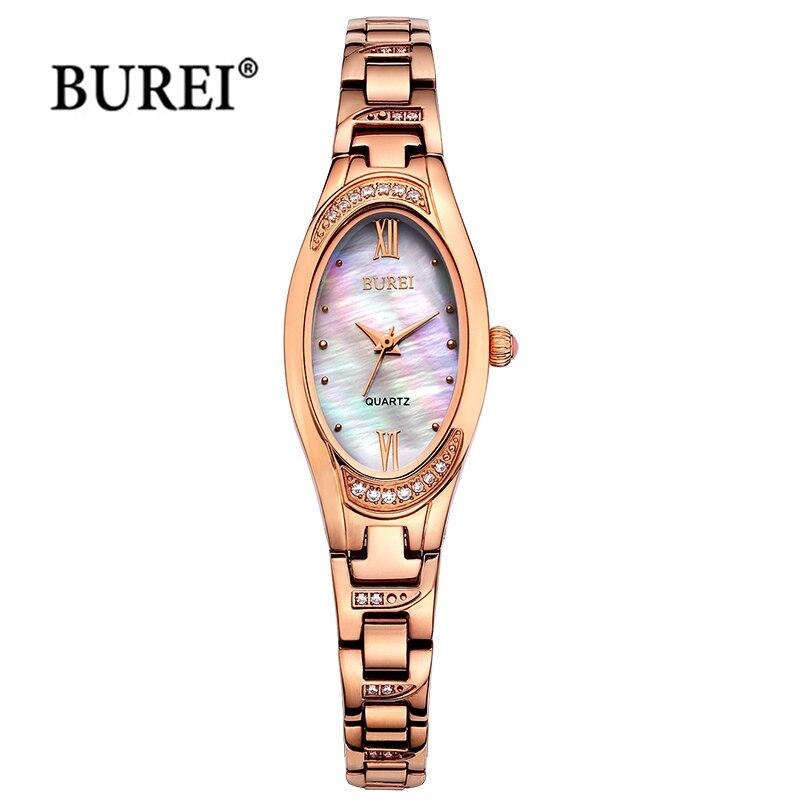 Relogio feminino Элитный бренд Для женщин Часы 2017 женские часы женские Повседневное браслет Кварцевые часы Женские часы Для женщин Reloj Mujer